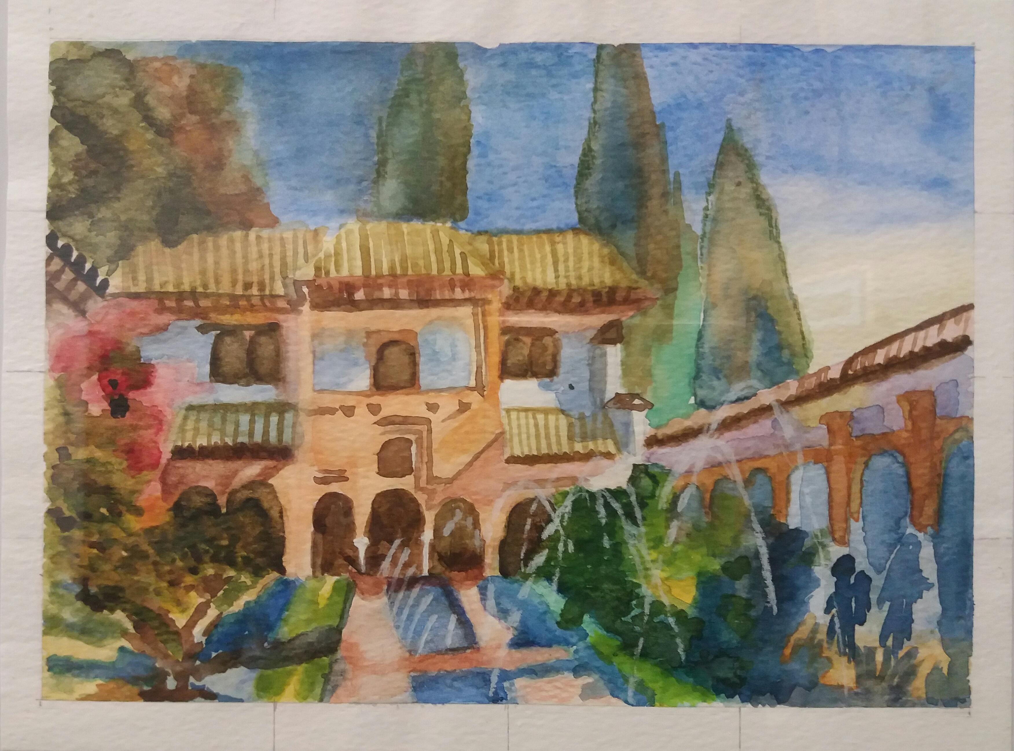 Dibujo Y Pintura Adultos Kreartika Escuela Artes Plasticas Granada