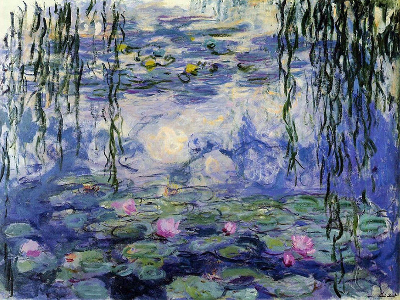 """Nenúfares"" Monet"